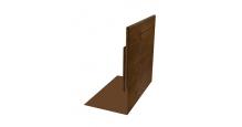 Металлические доборные элементы для фасада в Курске Планка приемная оконная