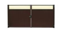 Продажа металлических заборов и ограждений Grand Line в Курске Модульные ограждения