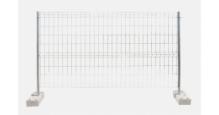 Продажа металлических заборов и ограждений Grand Line в Курске Временные ограждения