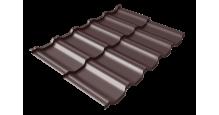 Металлочерепица для крыши Grand Line в Курске Металлочерепица Kvinta Uno