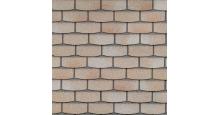 Фасадная плитка HAUBERK в Курске Камень Травертин