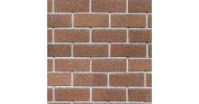 Фасадная плитка HAUBERK в Курске Красный кирпич