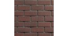 Фасадная плитка HAUBERK в Курске Обожжённый кирпич