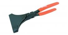 Кровельные клещи и инструмент для обжатия металла в Курске Клещи прямые