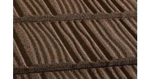 Листы композитной черепицы в Курске Лист Metrotile WoodShake